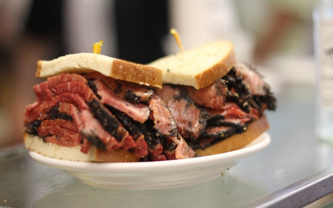 Jake Dell:  The Owner of Katz's, New York City's Oldest and Best Deli