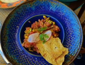 Savory Seafood Ceviche