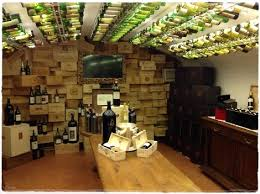 The wine cellar at Enoteca Pinchiorri