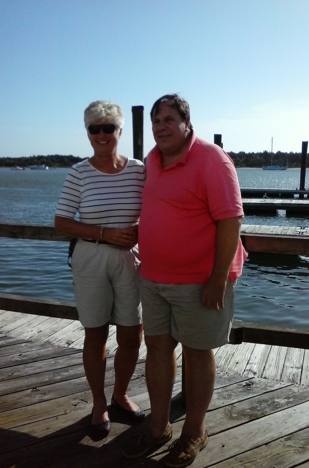 Betsy And Dave Of Hungry Town Culinary Bike Tour And Tasting Beaufort N C Epicurean Traveler
