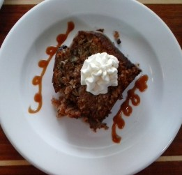 Carrot Cake, Island Grille, Atlantic Beach