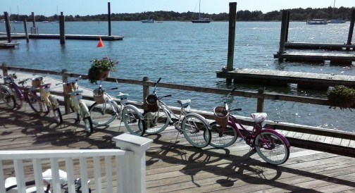 Hungry Town Bikes and Beaufort Boardwalk