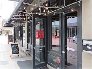 Restaurant IPO front door