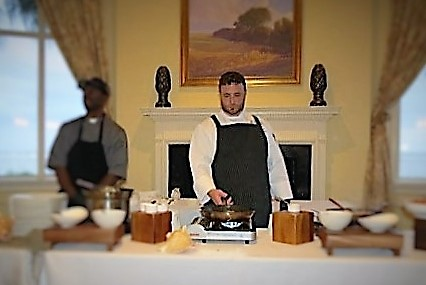 A Duet of Cuisine and Wine at ECHO: King and Prince Beach and Golf Resort, St. Simons Island, Georgia
