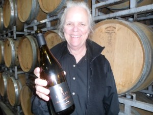 Scheid Vineyards winemaker Marta Kraftzeck