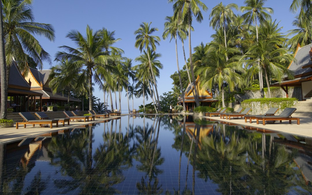 Thailand's Top Wellness Spas
