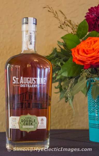 The New St. Augustine Distillery Bourbon