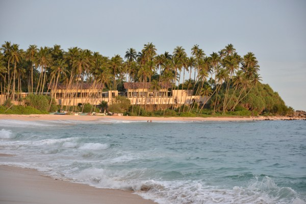 Amanwella & Beach