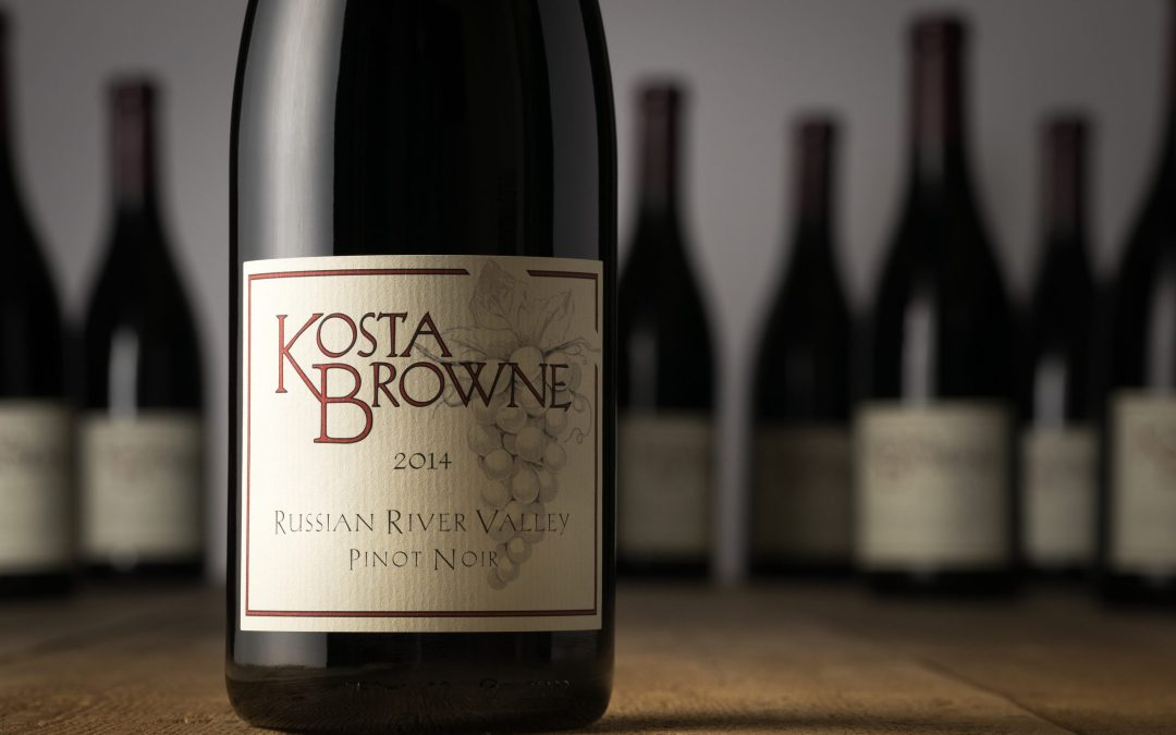 Kosta Browne makes palate popping appellation wines in Sonoma's Russian River Valley