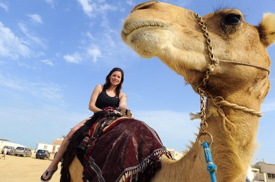 Camel Riding