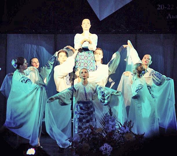 ukranian dancing