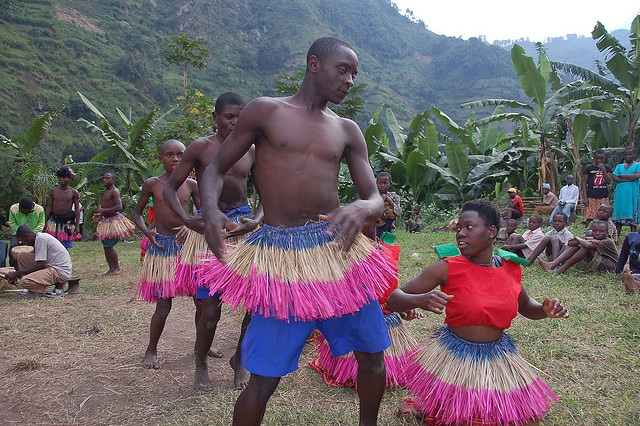 Rwenzori Community Cultural Group