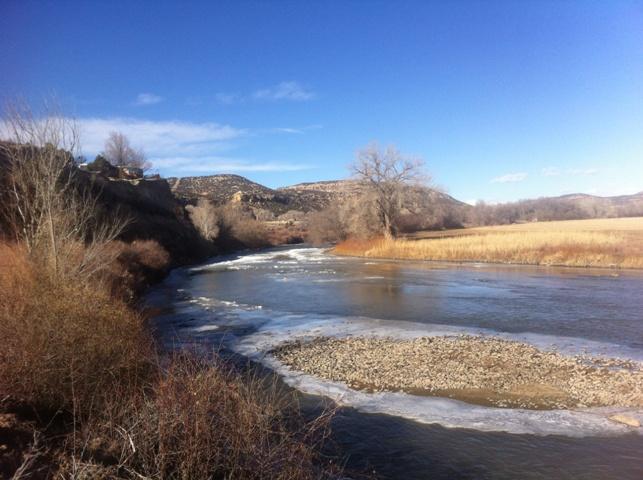 The Animas River