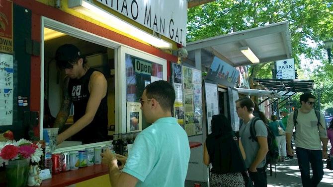 Portland Food Trucks