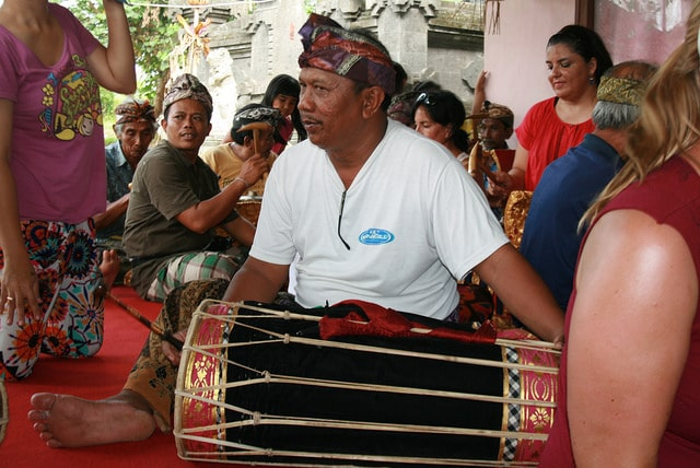 Join an Indonesia Orchestra as part of the Balinese Bliss retreat