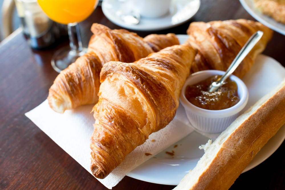 The Illustrious History Of The Croissant In France  EC  Epicure  Culture