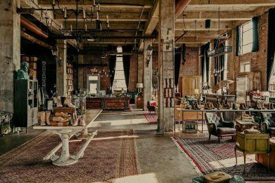 Peter Nappi Studio, Nashville, TN. Photo courtesy of Peter Nappi.