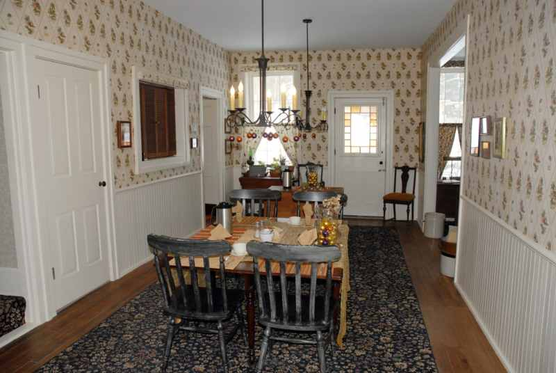 Black Sheep Inn Dining Room. Photo courtesy of the Black Sheep Inn.