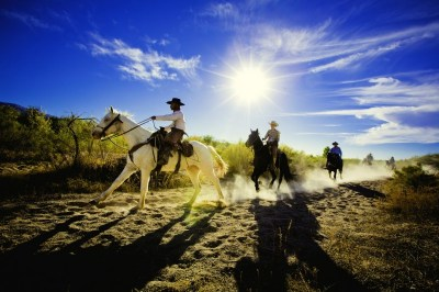 Horseback Riding. Photo courtesy of Tanque Verde Ranch.