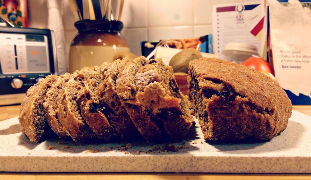 swedish brown bread