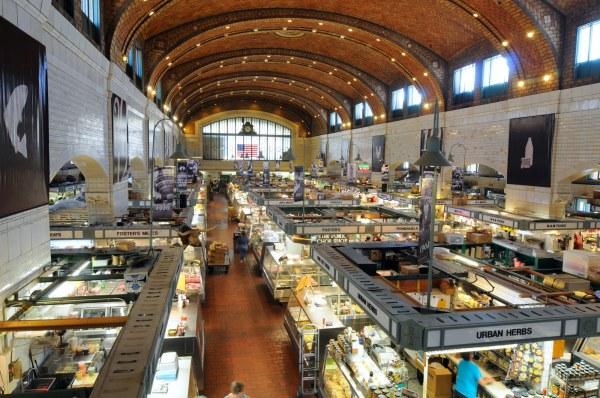 5 Explore Cleveland West Side Market