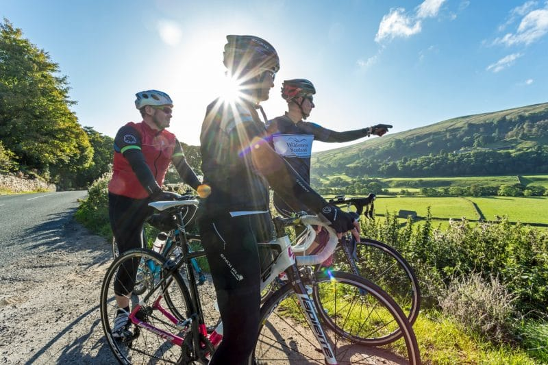 charity cycle rides