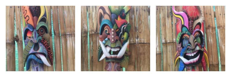 Rojas Bros Borucan Costa Rica Art Gallery