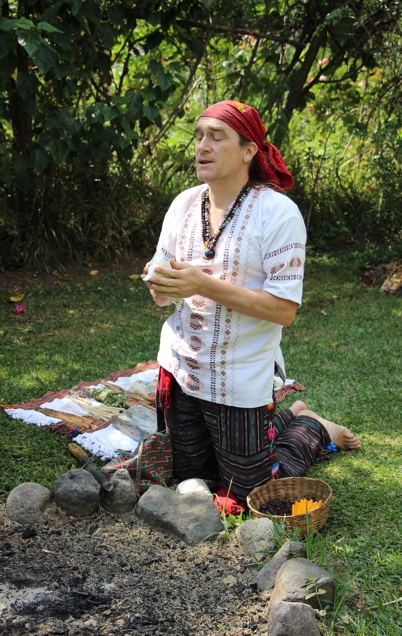Learn about Mayan Astrology with Mark Elmy