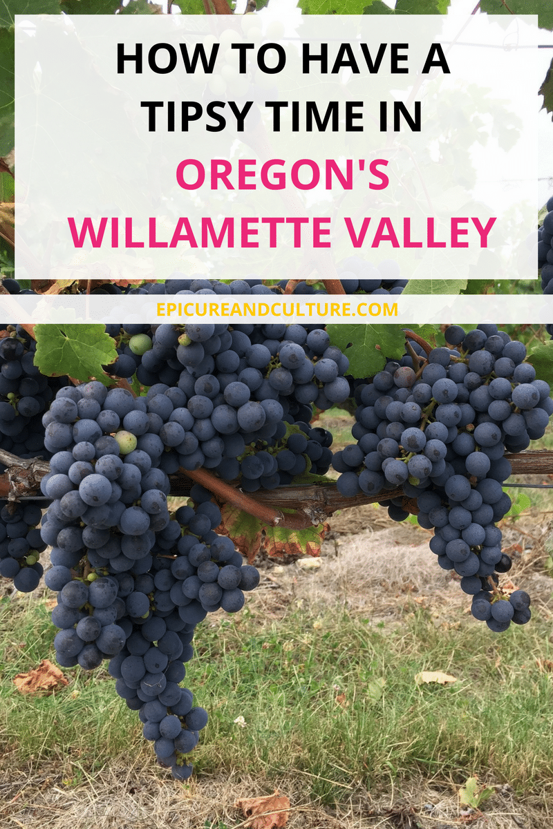 Visiting Willamette Valley Wine Country