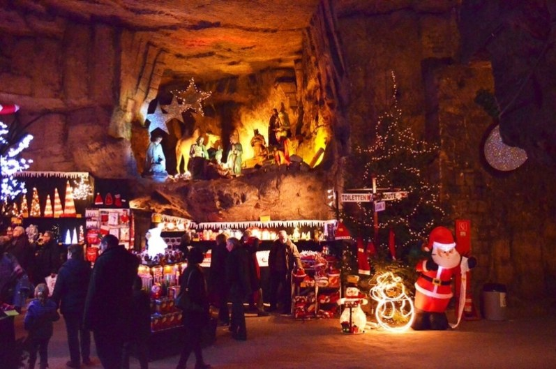 Cave Christmas Markets in Europe