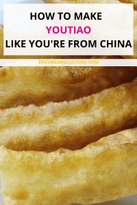 Check out this delicious youtiao recipe | Chinese food