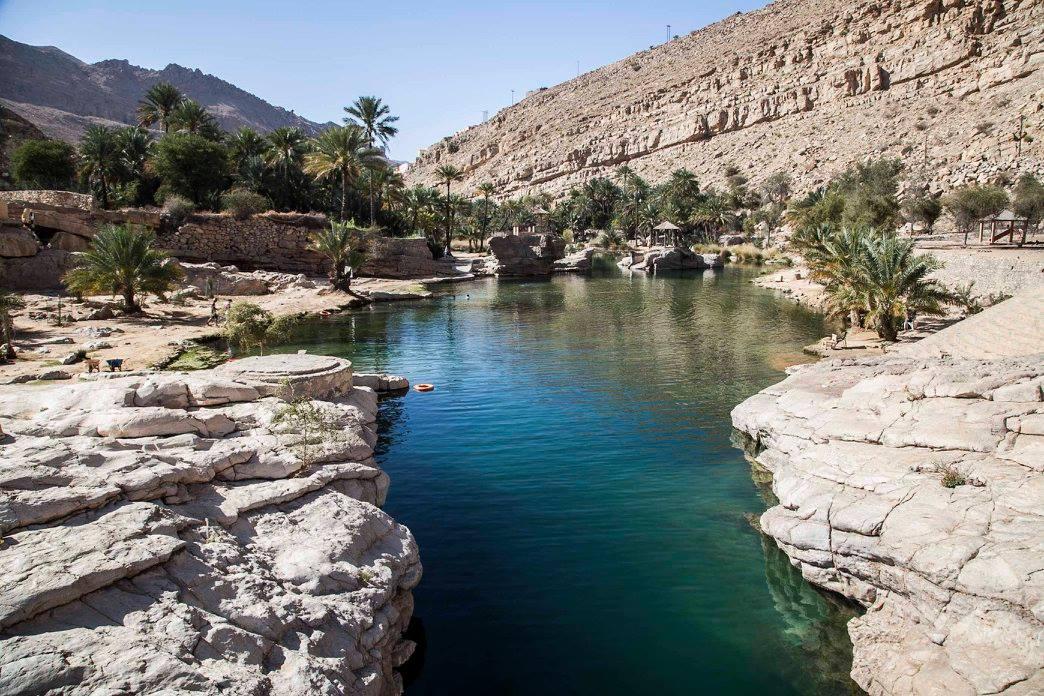 Best wadis in oman