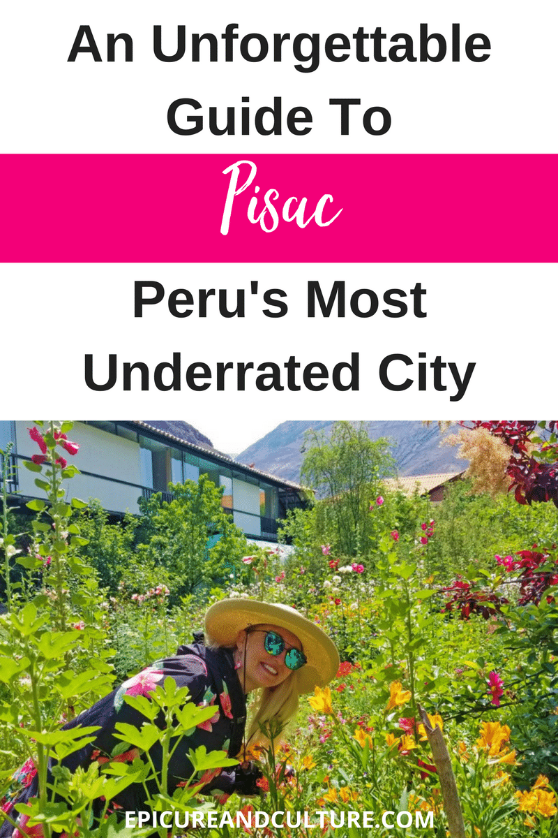 Pisac Travel Guide   Things to do in Peru