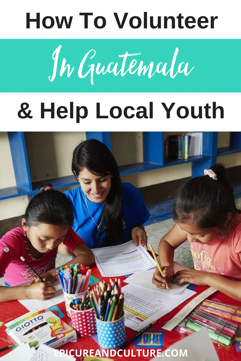 Volunteering in Guatemala