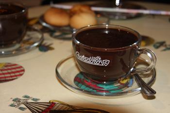 Chocolat chaud Pozzeto