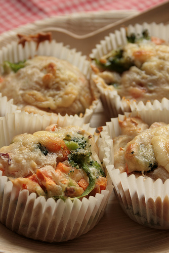 muffin-au-brocoli-et-au-thon