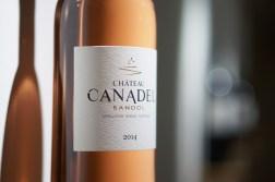 Château Canadel | Le rosé 2014 | www.epicuriendusud.com