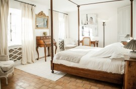 Bastide de Moustiers | Chambre Blanche | Photo Pierre Monetta