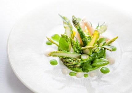 Bastide de Moustiers | Asperges | Photo Pierre Monetta