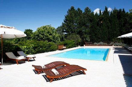 Bastide de Moustiers | La piscine | Photo David Bordes