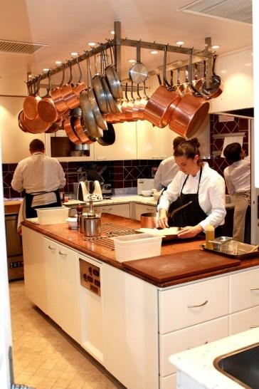Bastide de Moustiers | La cuisine | Copyright www.epicuriendusud.com