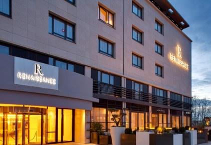 Hôtel Renaissance ***** | Aix-en-Provence | Entrée extérieure