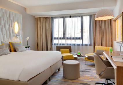 Hôtel Renaissance ***** | Aix-en-Provence | Chambre avec grand lit