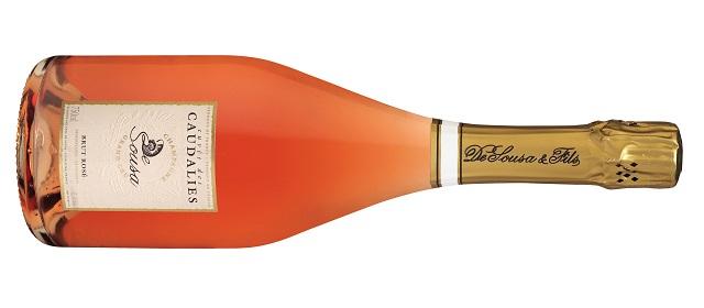De Sousa | Champagne | Cuvée Les Caudalies | Rosé Grand Cru | www.epicuriendusud.com