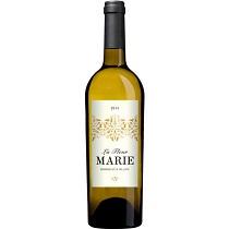 La Fleur Marie | Bordeaux | Blanc 2014 | www.epicuriendusud.com