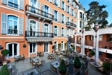 Hôtel Ellington **** | Nice | Le patio