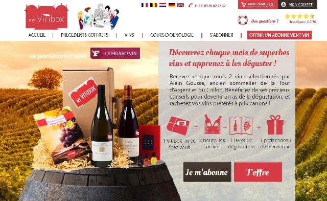 Foires aux Vins : les conseils d'Alban de Belloy de My Vitibox | www.epicuriendusud.com