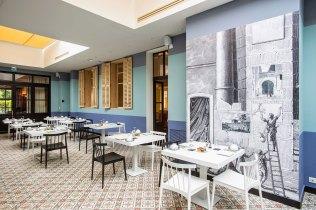 Hôtel Jules César Arles MGallery Collection***** | Salle du petit-déjeuner | Photo Philippe Praliaud