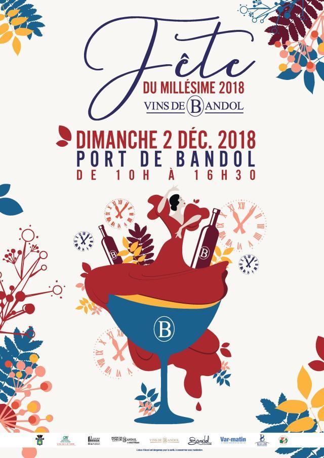 Bandol à l'heure Espagnole pour sa Fête du Millésime 2018 - www.epicuriendusud.com