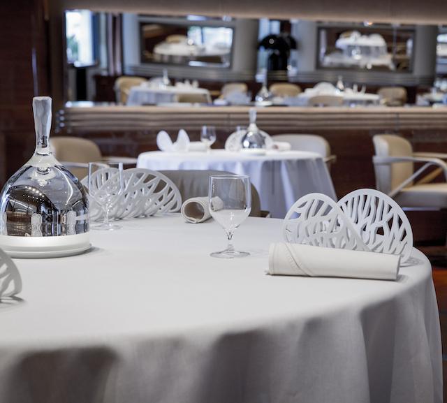 Déjeuner Riviera au Louis XV-Alain Ducasse・Monaco・Photo / Pierre Monetta